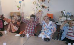 DÉCEMBRE 2018, Atelier Goût à Louise Michel