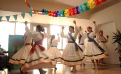 JANVIER 2019, Galette des rois et danses basques à Putillenea