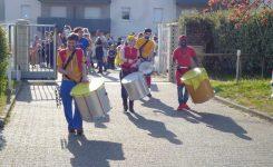 MARS 2019, Carnaval à l'Ehpad Pagneau