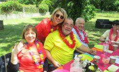 JUIN 2019, Fête des familles à Pagneau.